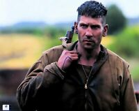Jon Bernthal Signed Autographed 11X14 Photo Fury Holding Rifle GV869974