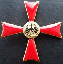 ✚7479✚ German Order of Merit post WW2 medal Officer's Cross Bundesverdienstkreuz