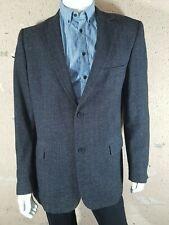 KARL LAGERFELD Taille 56 Superbe veste de costume grise homme laine mélangée