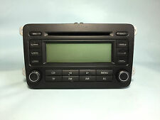 VW PASSAT 05-10 TOURAN GOLF MK5 RCD300 RADIO CD PLAYER HEADUNIT NO CODE