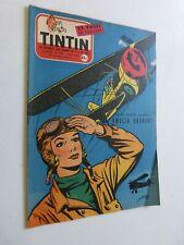 journal de TINTIN (français) : 407 de aout 1956