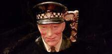 "Royal Doulton Character Jug - ""The Policeman"" D6852 #419/5000 Limited Edition"