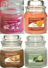 4 Yankee Candle Medium Jar - Home Inspiration Large Discount Off £40 RRP -SET 1