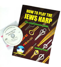 NEW - How to play the JEWS HARP / jaw harp. Complete tuition with CD