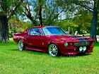 1967 Ford Mustang GT500E ford mustang shelby gt 500 eleanor 1967