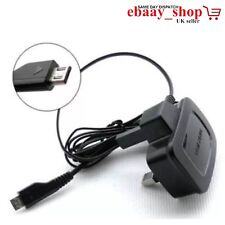 SAMSUNG Wire Genuine CE Approved 3 Pin UK Mains Wall Plug Charger 100% New UK