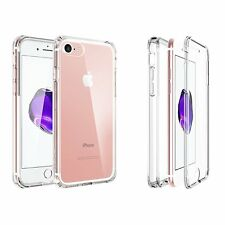 Apple iPhone XS MAX X 8 7 Shockproof 360° Full Body Front Protective Case Cover