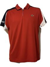 Genuine Men's Lacoste Sport Ultra Dry Polo Shirt DH9480-00 size Small FR 3 BNWT