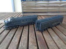 Life-Like Diesellok F 7 + Dummy der Pennsylvania RR Railroad USA, umlackiert