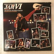 Charlie Daniels Band Volunteer Jam VI    2 LP...... PLAY TESTED