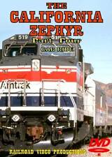 Amtrak's California Zephyr Cab Ride Part 4 Davis to Oakland, California DVD NEW