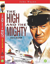 The High And The Mighty / William A. Wellman, John Wayne (1954) - DVD new