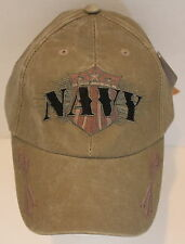 US Navy Vintage W/Arrows Hat Military Adjustable Classic Ball Cap Embroidered