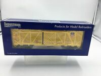 Industrial Rail Scale 027 Stock Car Union Pacific U.P. 47750 IDM 3001