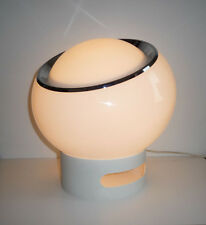 Magnifique  lampe  ' bud '  GUZZINI    des Années 70's
