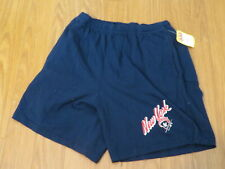New York Yankees Shorts (VTG) - 1990s Sweatshorts by Bike - Mens Large (NWT)