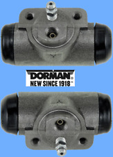 Set of 2 Rear Drum Brake Wheel Cylinders Replace OEM # W34876
