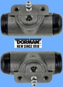 2 Rear Drum Brake Wheel Cylinders Replace OEM # W34876