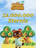 Animal Crossing new horizons 12 Mio Sternis Sofortige Lieferung