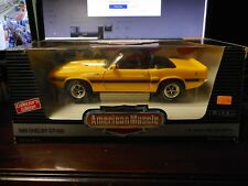 American Muscle - 1969 Shelby GT500 (1:18)