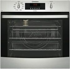 Westinghouse 60cm Pyrolytic Built-In Oven Model WVEP615S RRP $1999.00