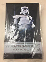 Hot Toys MMS 386 Star Wars Rogue One Stormtrooper Jedha Patrol (Exclusive)