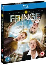 Fringe: Season 3 DVD (2011) Joshua Jackson cert 15 4 discs ***NEW*** Great Value