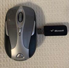 Microsoft Wireless Notebook Presenter Mouse 8000 Presentation 1065 Laser Pointer