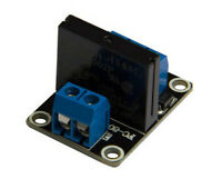 5V DC 1 Kanal Solid-State Relay Tafel module low Level fuse for arduino