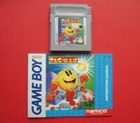 Pac-Man with Manual Nintendo Original Game Boy by Namco *Nice Label*  Pacman
