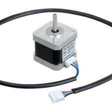 NEMA17 Stepper Motor 2Phase Schrittmotor 70cm wire for 3D Printer Makerbot Prusa