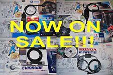 Yamaha+Suzuki+Evinrude+Honda Pro. Diag. cable set+repair man. BEST PRICE!!!