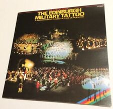 MAGIC SOUNDS OF THE EDINBURGH MILITARY TATTOO (1968-81) CD EMI rare oz-issue