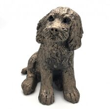 Frith Cocker Spaniel Raffles Figure In Cold Cast Bronze Made In UK
