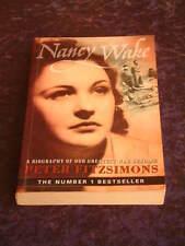 Peter Fitzsimons - Nancy Wake biography of Australia's greatest war heroine