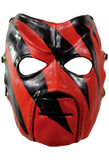Halloween World Wrestling Entertainment WWE Kane Latex Deluxe Mask Pre-Order NEW
