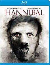 Hannibal With Anthony Hopkins Blu-ray Region 1 027616073327