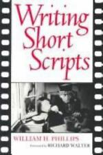 Writing Short Scripts by William H. Phillips (Illus. Film School Text) NEW