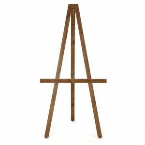 Display Easel basic wooden tripod for display boards, sustainable sourced pine