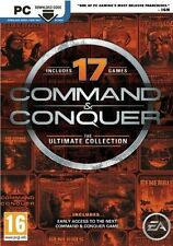 Command & Conquer The Ultimate Collection - PC DLC Game Strategy 16 Unsealed