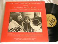 ROSWELL RUDD JCOA Numatik Swing Band Sheila Jordan Dewey Redman Charlie Haden LP