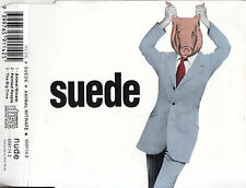 SUEDE Animal Nitrate CD Single - Promo