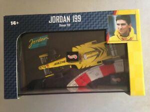 Hot Wheels 1:43 Scale Jordan Mugen-Honda 199 Damon Hill 1999 - BNIB Sealed