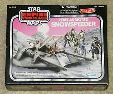 Star Wars Empire Strikes Back Snow Speeder Target Exclusive 2010 Never opened