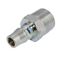 "1/2"" Air Line Hose Quick Release Coupling Connector Fittings Male Threaded NPT"