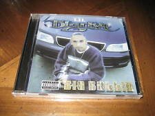 Chicano Rap CD Lil Blacky - Big Ballin - ODM Slow Pain POPS Wicked Minds Hectic