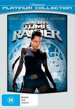 Lara Croft Tomb Raider (Platinum Collection) NEW R4 DVD