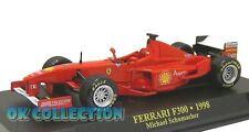 1:43 F1 - FERRARI F300 (1998) - Michael Schumacher (45) + COPERCHIO BOX RIGIDO