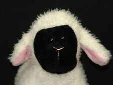 WEBKINZ PLUSH ONLY NO SECRET CODE FREE SHIPPING BLACKFACE WHITE SHEEP TOY