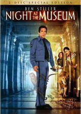 Night at the Museum (DVD, 2007, 2-Disc Set, Canadian Special Edition) C14